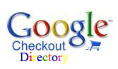 Google checkout directory